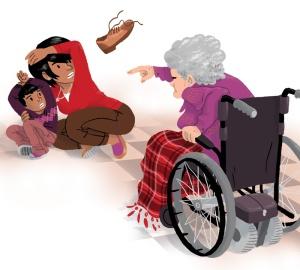 GrandmaShoeLaughead