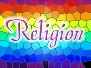 Religion Heading