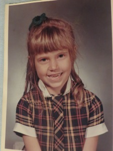 Me around 8 or so yrs old...