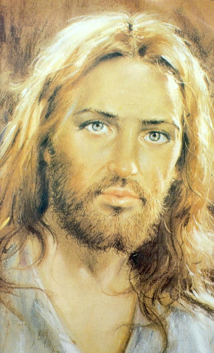 The Image of Jesus Christ – Senseless Ramblings of the ...