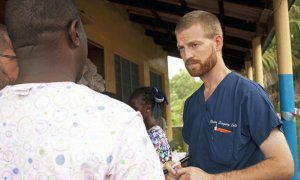 Dr. Brantly was serving as medical director for the Samaritan's Purse Ebola Consolidated Case Management Center in Monrovia when he tested positive for Ebola