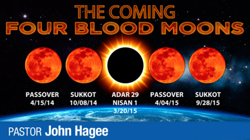 John Hagee and the Blood Moons