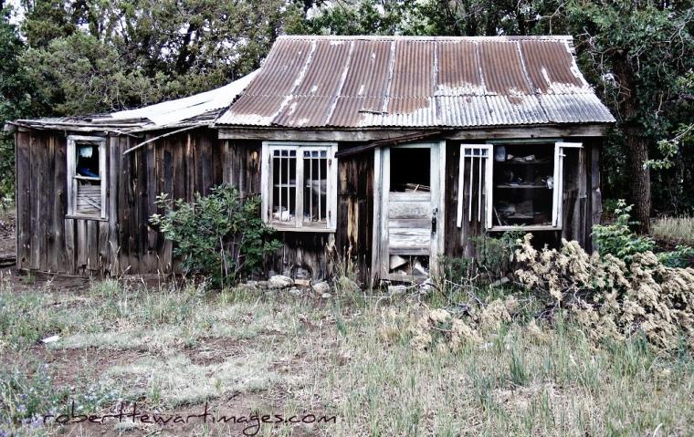 Run-down-shack
