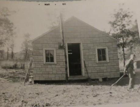 My grandparents house 1960-70's
